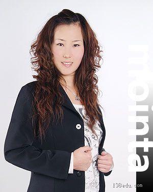 首页 河北保定蒙妮坦美容美发化妆摄影学校 王京华图片