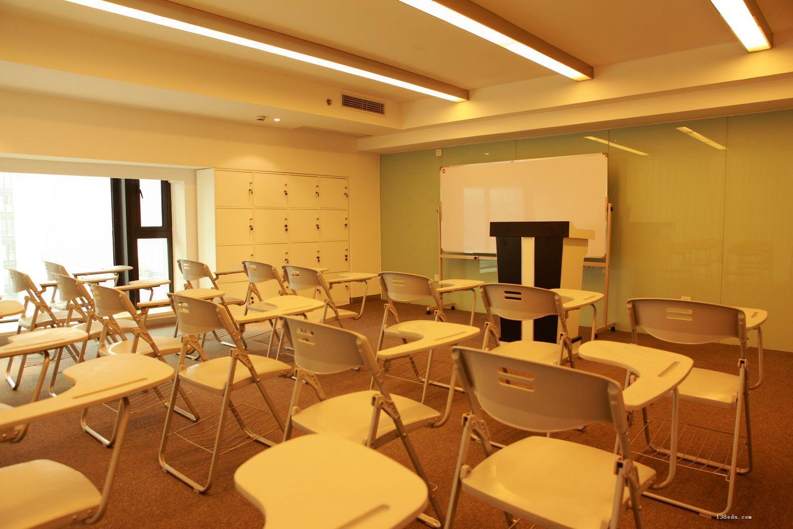 学校教室装修效果图图片大全图片 舞蹈教室装修效果图,培训