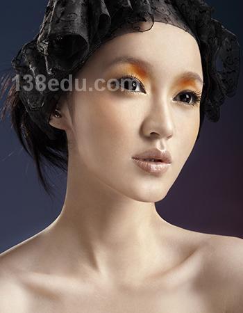南佳姿化妆发型艺术培训图片