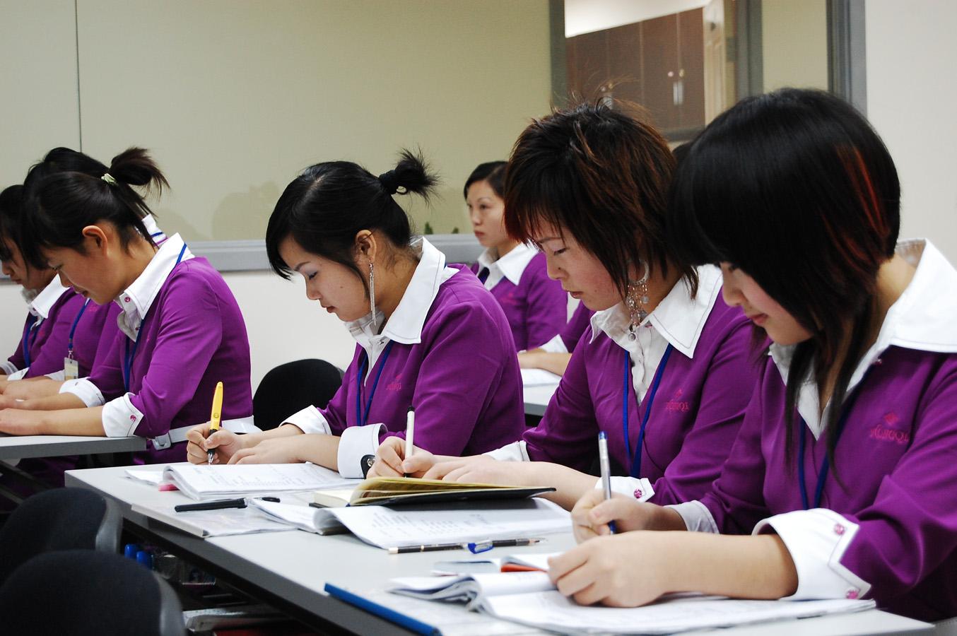 上海永琪美容美发学校的新闻-138edu.com图片